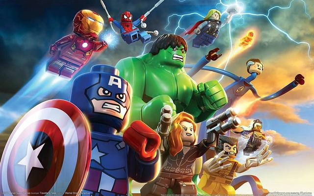 Watch Lego Marvel Superheroes online - movie4korg