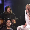 "Miley Cyrus Performs ""We Can't Stop"" Live On SNL"