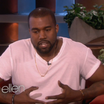 Kanye West On The Ellen Show Part 2