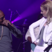 "Iggy Azalea & T.I. Perform ""Change Your Life"" Live On Letterman"