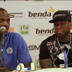 50 Cent & SMS Audio Takeover Israel