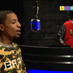 "Rockie Fresh Freestyles On ""The Backroom"""