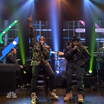 "Nas & Q-Tip Perform ""One Love"" On Jimmy Fallon"