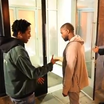 Watch An Aspiring Emcee Rap For Kanye West In SoHo