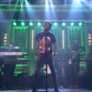 "Wiz Khalifa Performs ""Stayin Out All Night"" On Jimmy Fallon"