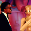 "Watch A Clip From Kanye West's Unreleased ""Robocop"" Music Video"