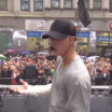 "Justin Bieber Performs ""What Do You Mean"" On The Today Show"