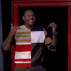 Jimmy Fallon And Carmelo Anthony Take Part In The Running Man Challenge
