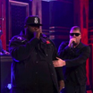 "Run The Jewels & DJ Shadow Perform ""Nobody Speak"" On Jimmy Fallon"