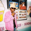 """Theophilus London Confronts Ian Connor, Calls Him A """"Dirty F*cking Rapist"""""""