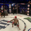 MMA Fighter Knocks His Opponent Out And Then Taunts Him With A Pokeball
