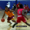 Watch This Defender Get Split In Half By A Vicious Crossover