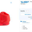 "The ""Red October"" Nike Air Yeezy II Is Now Available At Walmart"