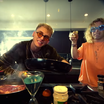 "Machine Gun Kelly Feat. Tezo, Dub-O ""Chill Bill Remixx"" Video"