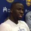 "Draymond Green Doesn't Care About Golden State's ""Villain Status"""
