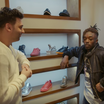 "Lil Uzi Vert Goes Sneaker Shopping At ""A Ma Maniere"" In Atlanta"