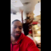 Uber Driver Gets Really Excited After He Picks Up Dwyane Wade