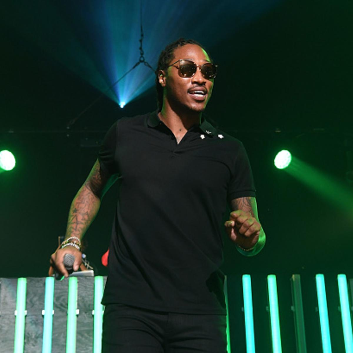 Paras Griffin/Getty Images for Atlantic Records