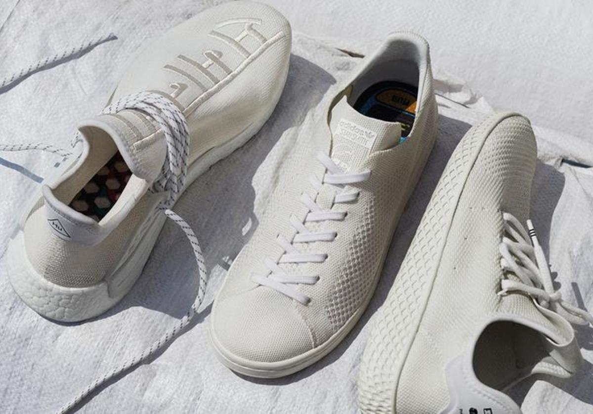 Pharrell x adidas Blank Canvas