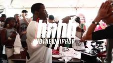 A$ap Ferg at HotNewHipHop Party Tent