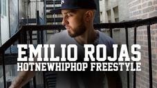 Emilio Rojas Freestyles For HotNewHipHop