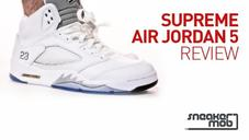 How To Make Your Own Supreme Air Jordan 5