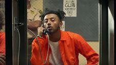 """Watch Amine's New Video For """"Spice Girl"""" (Starring Issa Rae & Mel B)"""