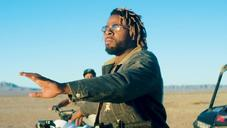 "Sage The Gemini Rides Around The Desert In New Video For ""4G"""