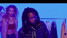 """Nef The Pharaoh Is Surrounded By Women In The """"Boostin"""" Video"""