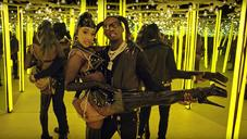 """Cardi B & Offset Release Official """"Clout"""" Video"""