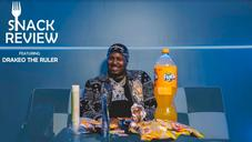 """Drakeo The Ruler Isn't Sure About Soup-Tasting Chips On """"Snack  Review"""""""