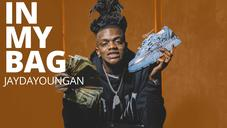JayDaYoungan Lists His Essentials: Weed, Margiela Sneakers, Chains, & More