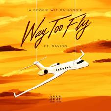 """A Boogie Wit Da Hoodie Connects With Davido For New Song """"Way Too Fly"""""""