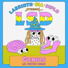"""Diplo, Sia, & Labrinth Tap Old Pal Lil Wayne For """"LSD"""" Remix"""