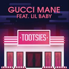 "Gucci Mane Continues ""Woptober 2"" Roll Out & Calls On Lil Baby For ""Tootsies"""