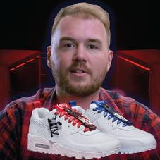 Sneaker Unboxing: EA Sports Madden NFL x Nike Air Max 90