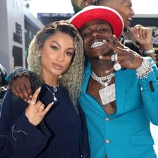 "DaBaby & DaniLeigh Turn Up In The Visual To His Single ""Masterpiece"""
