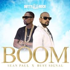 """Sean Paul Taps Busy Signal For """"Boom"""" From Forthcoming """"Live N Livin"""" Album"""