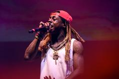 """Lil Wayne Yells """"Fuck Cash Money In They Ass"""" At Syracuse Show"""