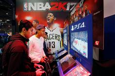 "The NBA Is Launching An ""NBA 2K"" eSports League"