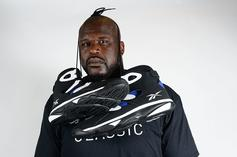 Watch Shaq Freestyle Behind The Scenes At Inside The NBA