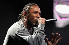 """""""Kendrick Lamar One Of The Top 5 Rappers Of All Time,"""" Wale Says"""