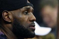 """Lebron James Appears To Be A Big Fan Of French Montana's New Album """"Jungle Rules"""""""