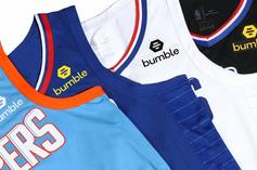 Clippers Announce Jersey Patch Deal With Bumble Dating App