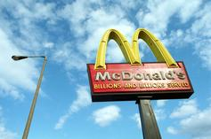 International Women's Day Gets McDonald's Tribute With Upside Down Golden Arches