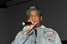 Jay Z & Belly Spotted In The Studio Together