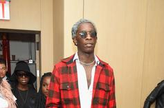 """Young Thug Says His Next Mixtape Will Be Called """"Tha Carter V"""""""
