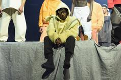 Ian Connor Debuts A New Off-White x Nike Air Force 1 Low