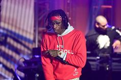 """MSNBC Host Quotes Young Thug's """"Anybody"""" Lyrics When Discussing Trump"""
