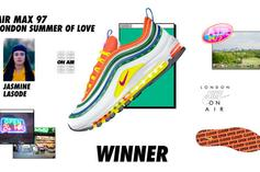 "Nike Announces 6 Winning Sneakers Of ""On Air"" Contest"